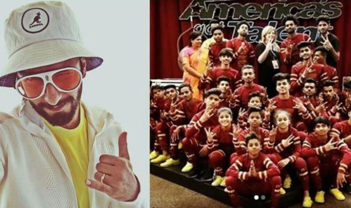 Ranveer Singh is Proud of Real Gully Boys 'V.Unbeatable' Dance Group From Mumbai, Check Tweet