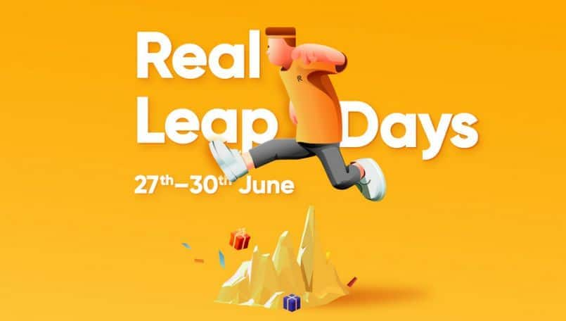 Realme announces 'Real Leap Days' sale: Here are the details