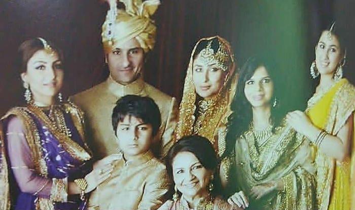 Old Picture From Saif Ali Khan-Kareena Kapoor's Wedding Goes Viral After Soha Ali Khan's Family Photo