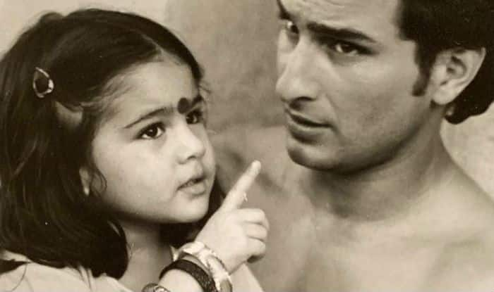 Sara Ali Khan Writes The Most Adorable Post For 'Main Man' Saif Ali Khan on Father's Day