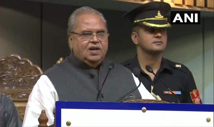 Kill Corrupts if You Have to, Spare Innocent People: J&K Governor Satya Pal Malik Asks Militants