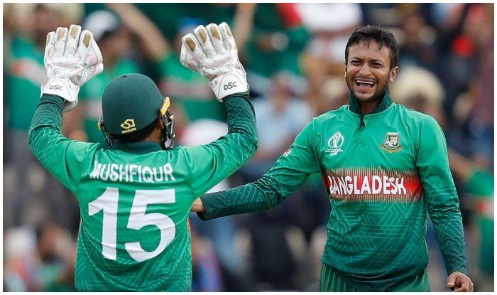 CWC'19: Shakib's Heroics Keep Bangladesh's Semis Hopes Alive, Beats Afghanistan by 62 Runs