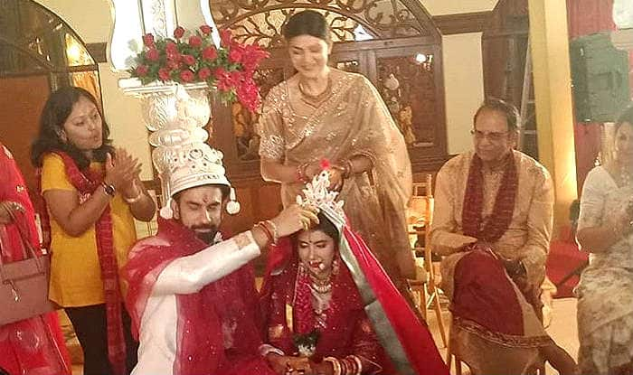 Sushmita Sen's Videos From Brother Rajeev Sen And Charu Asopa's Wedding is Every Excited Sister Ever