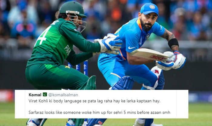 India vs Pakistan: Virat Kohli's Team Win World Cup Match, Pakistan Wins Twitter by Trolling Their Own Men