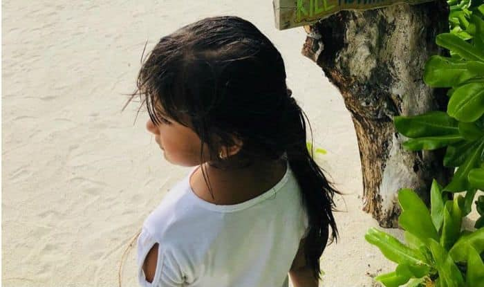 Vivek Oberoi Posts A Cute Picture of His Daughter Ameyaa Nirvana Oberoi And Caption Can't be Ignored