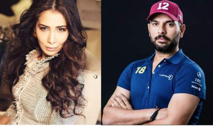 Yuvraj Singh Gets Standing Ovation From Ex-Girlfriend Kim Sharma