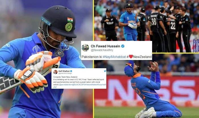 Pakistani Ministers, Pakistani Ministers TROLL India after loss, ICC Cricket World Cup 2019, New Zealand beat India, New Zealand beat India by 18 runs, Semi-Final 1, Ind vs NZ, Virat Kohli, 2019 ICC Cricket World Cup 2019, Cricket News, Manchester, Old Trafford, Fawad Chaudhry, Asif Ghafoor, Syed Ali Haider Zaidi