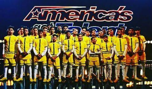 V Unbeatable, America's Got Talent