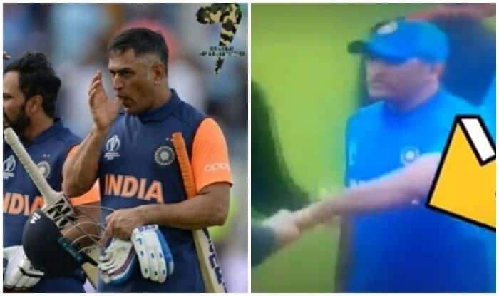 MS Dhoni forever, MS Dhoni right thumb injury, MS Dhoni fan video, MS Dhoni tik tok, MS Dhoni injury, MS Dhoni retirement, MS Dhoni pictures, 2011 World Cup, Dhoni not to retire, MS Dhoni dismissal, MS Dhoni runout fake news, MS Dhoni retiring, MS Dhoni runout, ICC Cricket World Cup 2019 Semi-Final 1, ICC World Cup 2019 Semi-Final 1, Cricket News, New Zealand beat India by 18 runs, Manchester, Old Trafford, World Cup 2019, Captain Cool, Mahi, Dhoni memes, Former India captain MS Dhoni