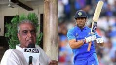 Former Secretary Sanjay Jagdale Talks About Dhoni's Retirement, Says he is Best Player