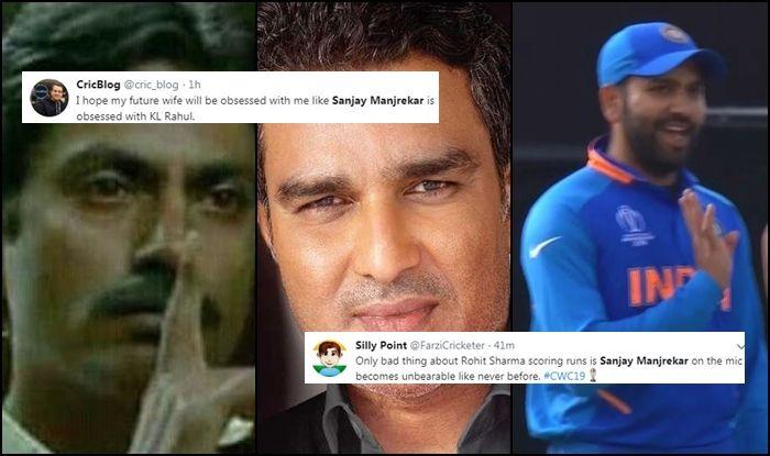 Sanjay Manjrekar, Sanjay Manjrekar trolled, Rohit Sharma, KL Rahul, India vs Bangladesh, Rohit Sharma, Ind vs Ban, ICC Cricket World Cup 2019, Match no 40, Edgbaston, Birmingham, Cricket News, Indian Cricket National Team, Team India, Indian Cricket Team