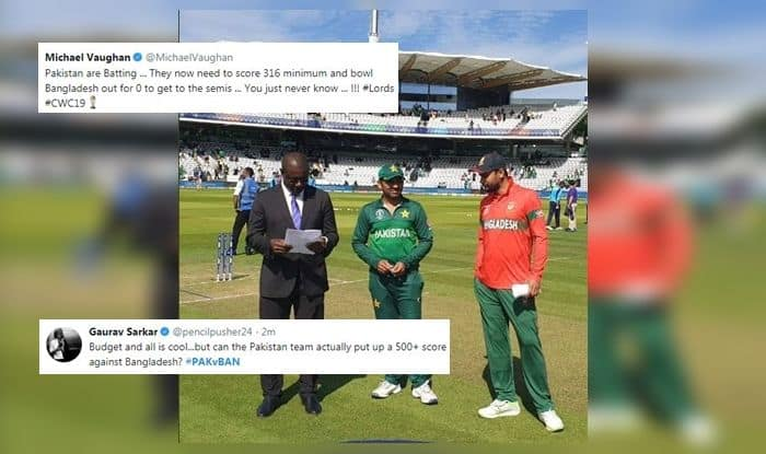 Sarfaraz Ahmed, Pakistan Win toss, Sarfaraz Ahmed trolled, 2019 ICC CWC, Cricket News, Lords, London, PCB, Pakistan Cricket Team, Pakistan vs Bangladesh, Pak vs Ban