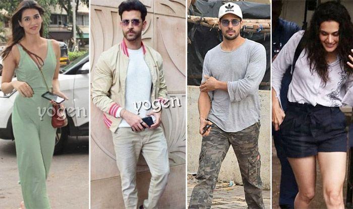 Kriti Sanon, Parineeti Chopra, Sunny Leone Snapped by Paparazzi