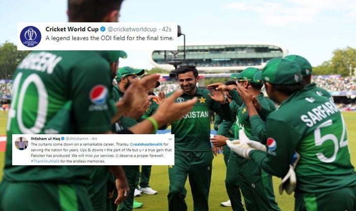 Shoaib Malik, Shoaib Malik Retires, Shoaib Malik age, ShoaIB Malik Career, Pakistan beat Bangladesh by 94 runs, Pakistan fail to qualify, Pakistan out of 2019 World Cup, ICC Cricket World Cup 2019, CWC 2019, ICC World Cup 2019, Pakistan Cricket Team, Lords, Cricket News