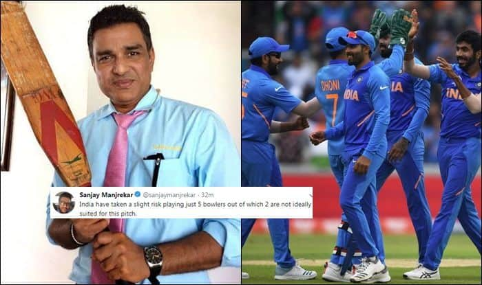 Sanjay Manjrekar, Sanjay Manjrekar trolled, bits and pieces, Ravindra Jadeja, Ravindra Jadeja dismisses, Ravindra Jadeja included, India vs New Zealand, Ind vs NZ, Cricket News, Manchester, Old Trafford, New Zealand win toss, Blackcaps, India playing 11