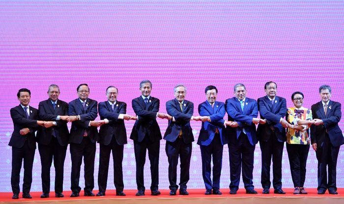 Asean Summit, Thailand, Bangkok, Foreign Ministers, South China Sea