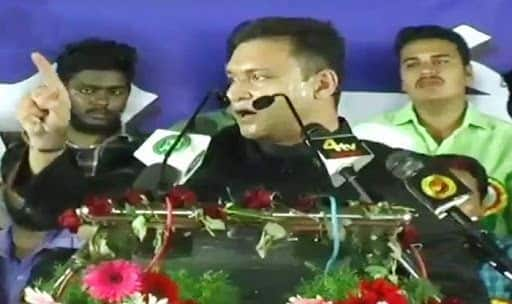 'RSS Hamara Bal Bhi Baka Nahi Kar Sakta,' AIMIM Leader Akbaruddin Owaisi Addresses Crowd