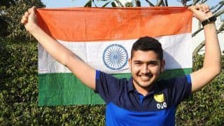 Shooter Anish Bhanwala Wins Gold in ISSF Junior World Cup in Germany