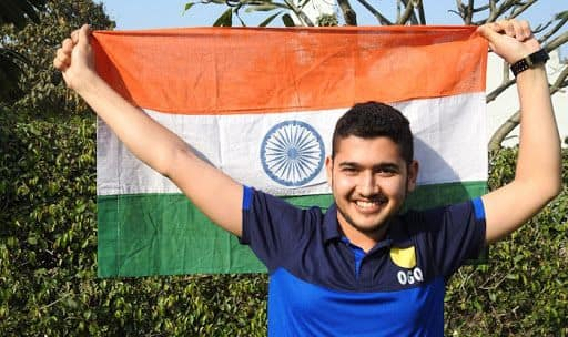 ISSF Junior World Cup, Anish Bhanwala, Rapid fire pistol competition, Germany, Suhl