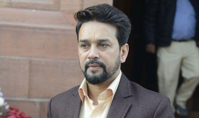 Rajya Sabha, Anurag Thakur, Pakistani goods, Basic customs duty