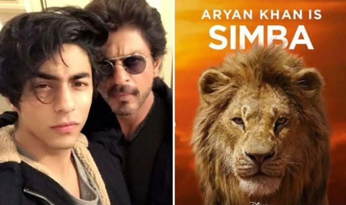 Aryan Khan as Simba