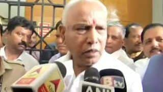 Karnataka Cabinet Expansion on August 20, Three Weeks After CM Yediyurappa's Oath