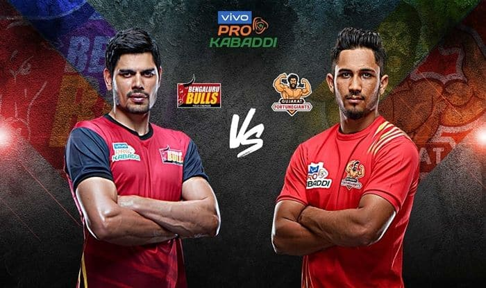 Bengaluru Bulls vs Gujarat Fortunegiants, Pro Kabaddi League 2019, live score, BLR vs GUJ Live Score and Updates, Point by point update, BLR vs GUJ, BLR vs GUJ Live streaming, BLR vs GUJ scoreboard, PKL 2019, Pro Kabaddi League 2019 1 Match 3, live BLR vs GUJ, live score BLR vs GUJ, live scorecard, BLR vs GUJ live, Live Score BLR vs GUJ match 3, Match 3 BLR vs GUJ Live Updates