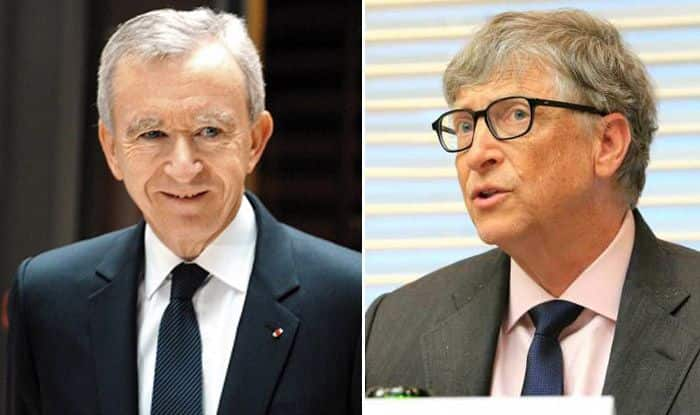 Bernard Arnault, Bill Gates