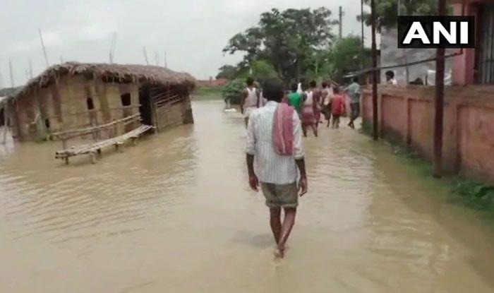 Bihar Floods Leave Four Dead, Over 18 Lakh Affected
