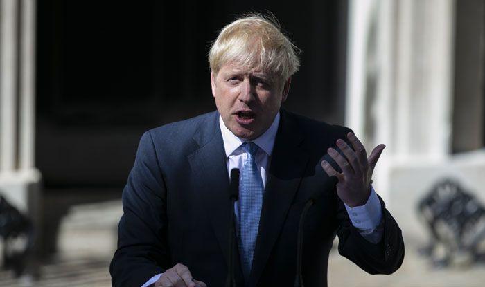 Boris Johnson, Downing Street, UK Prime Minister, Brexit deal, London