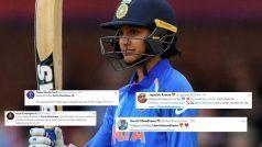Netizens Wish Smriti Mandhana on Her 23rd Birthday   SEE POSTS