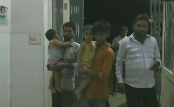 Uttar Pradesh: 12 Children Fall Ill After Consuming Milk Distributed at Temple in Hapur