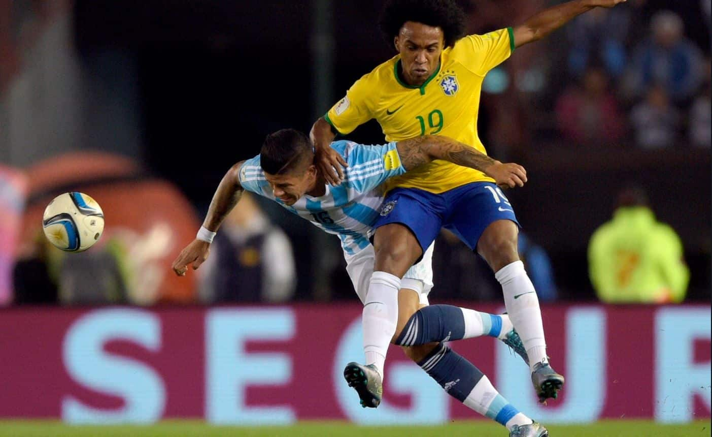 Image result for brazil vs argentina 2019 copa america