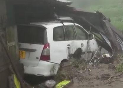 West Bengal: Couple Dead as Their House Gets Buried in Darjeeling Landslide