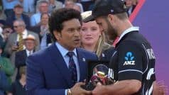 Tendulkar Feels There Should Have Been Another Super Over to Decide CWC'19 Winner