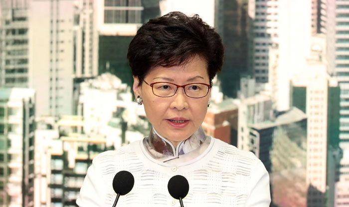 Hong Kong, Carrie Lam, Extradition Bill, Mainland China