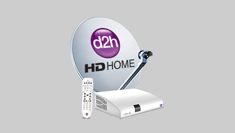 D2h HD RF Set-Top box now available with 1 month Platinum HD Combo plan for Rs 1,799