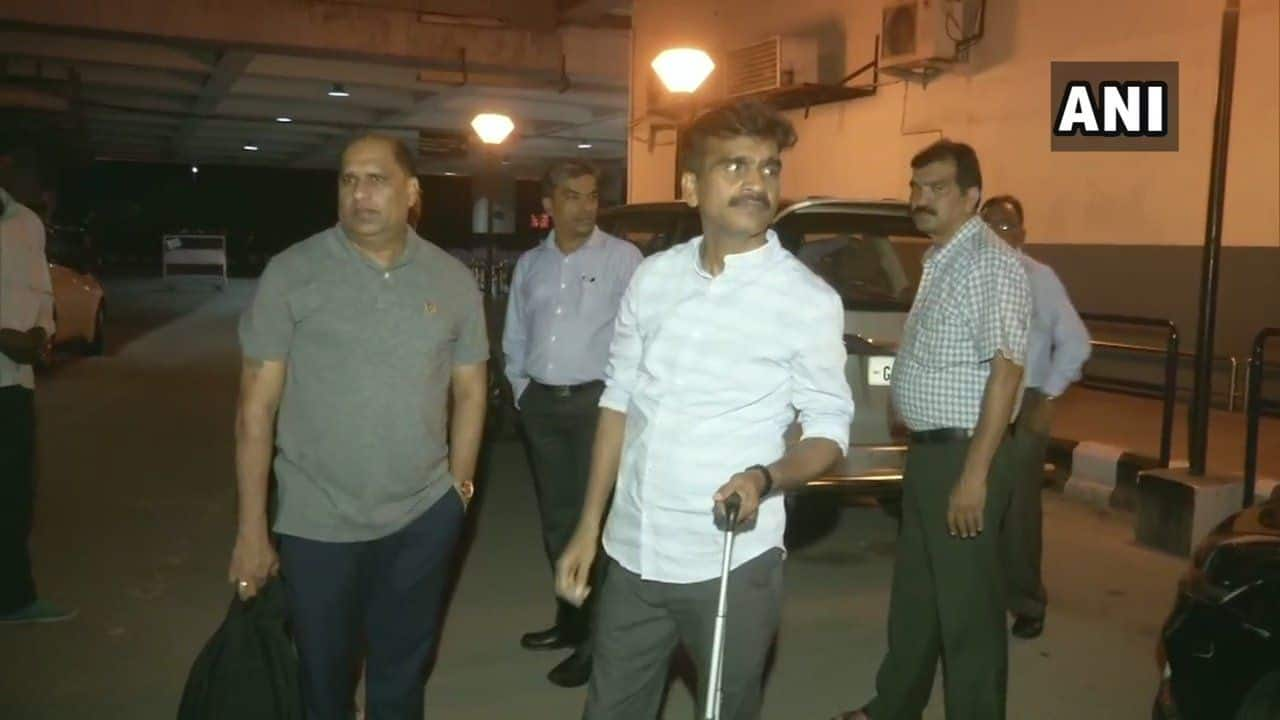 Goa Congress MLAs, Who Merged With BJP, Arrive in Delhi to Meet Amit Shah, JP Nadda