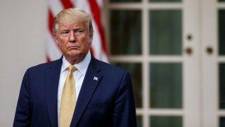 Donald Trump Says US Tariffs Taking Huge Toll on Economy of China
