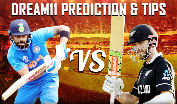 ICC Cricket World Cup 2019, IND vs NZ Dream XI Predictions, Today Match Predictions, Today Match Tips, India vs New Zealand, India vs New Zealand Today's Match Playing xi, Today Match Playing xi, IND playing xi, NZ playing xi, dream 11 guru tips, Dream XI Predictions for today's match, World Cup IND vs NZ match Predictions, online cricket betting tips, cricket tips online, dream 11 team, my team 11, dream11 tips, ICC Cricket World Cup Dream11 Prediction, Cricket Tips And Predictions - 1st World Cup Semifinal