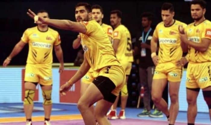 Telugu Titans vs Tamil Thalaivas Dream11 Team - Check My Dream11 Team, Best players list of today's kabaddi match, Telugu Titans vs Tamil Thalaivas Dream11 Team Player List, HYD vs TAM Dream11 Team Player List, Tamil Thalaivas Dream11 Team Player List, Gujarat Fortune Giants Dream11 Team Player List, Dream11 Guru Tips, Online Kabaddi Tips, Match 2 Pro Kabaddi League 2019, Online Kabaddi Tips - PKL 2019, kabaddi Tips And Predictions - Match 4, Tamil Thalaivas, Telugu Titans, HYD vs TAM, Pro Kabaddi League 2019, VIVO Pro Kabaddi League 2019
