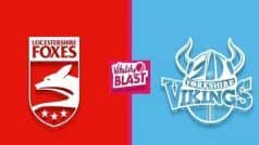 Leicestershire vs Yorkshire Dream11 Team Prediction & Tips