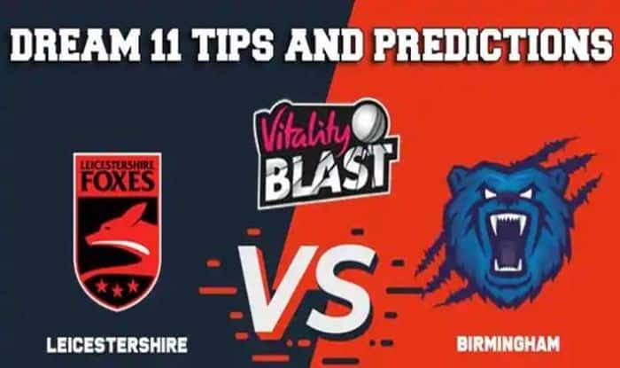 LEI vs WAS Dream11 Team - Check My Dream11 Team, Best players list of today's match, Warwickshire vs Leicestershire Dream11 Team Player List, WAS Dream11 Team Player List, LEI Dream11 Team Player List, Dream11 Guru Tips, Online Cricket Tips Vitality T20 Blast 2019, Online Cricket Tips - Vitality T20 Blast 2019, Cricket Tips And Predictions - T20 Blast.