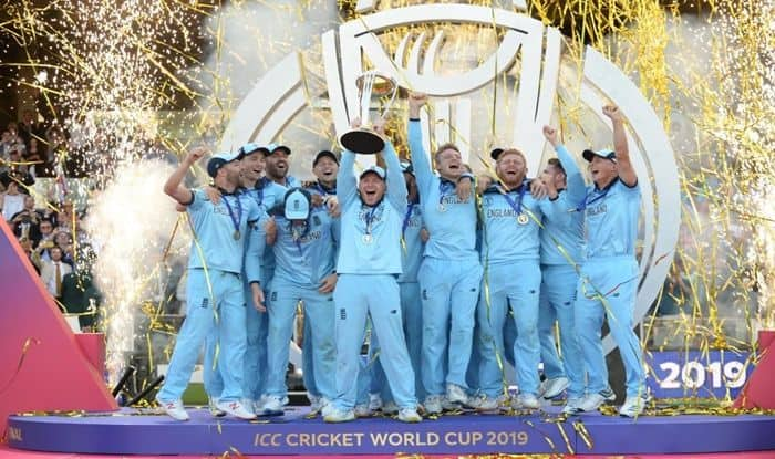 England PM Theresa May, Theresa May congratulate England Cricket Team, England vs New Zealand, ICC Cricket World Cup 2019, ENG beat NZ World Cup Final, Lord's, British PM Theresa May host England Cricket Team, Eoin Morgan, Cricket News, World Cup, England win World Cup 2019