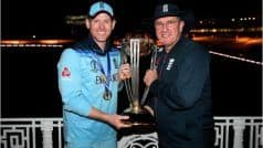 Strauss Hails 'Captain Morgan', Says Winning World Cup is Equal to Climbing Mt. Everest