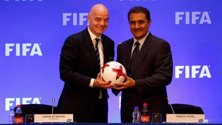 Indian football team, AIFF, All India Football Federation, I-League, Indian Super League, ISL, Merged league in football, I-League clubs protest against AIFF, AIFF responds to FIFA