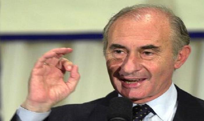 Former Argentine President Fernando De la Rúa