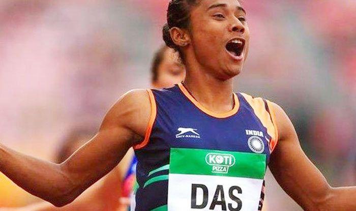 Hima Das, Hima Das Gold Medal, Hima Das Olympics 2020, Sachin Tendulkar Congratulates Hima Das, PM Narendra Modi Lauds Hima Das, Sprinter Hima Das, Tendulkar-Modi on Hima Das, Athletics, Europe's University Meets, Indian Athletics, Modi on Hima Das