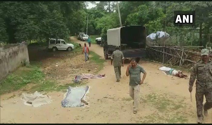 Gumla Murder case
