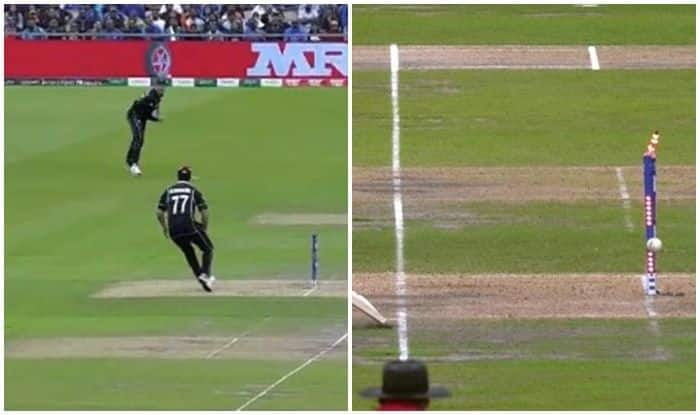 MS Dhoni, Martin Guptill direct hit, MS Dhoni runout, India vs New Zealand, Manchester, Old Trafford, ICC Cricket World Cup 2019, 2019 ICC Cricket World Cup
